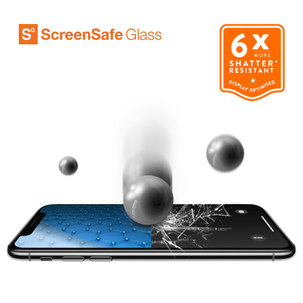 EFM D3O ScreenSafe Screen Armour - For iPhone SE 2020(8/7/6) Product Image 2