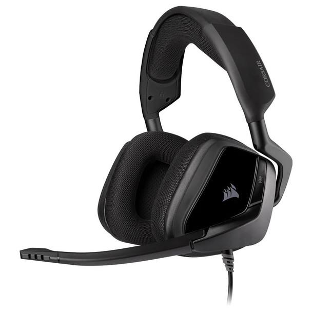 Corsair Void Elite 7.1 Surround Sound USB Gaming Headset - Carbon Main Product Image