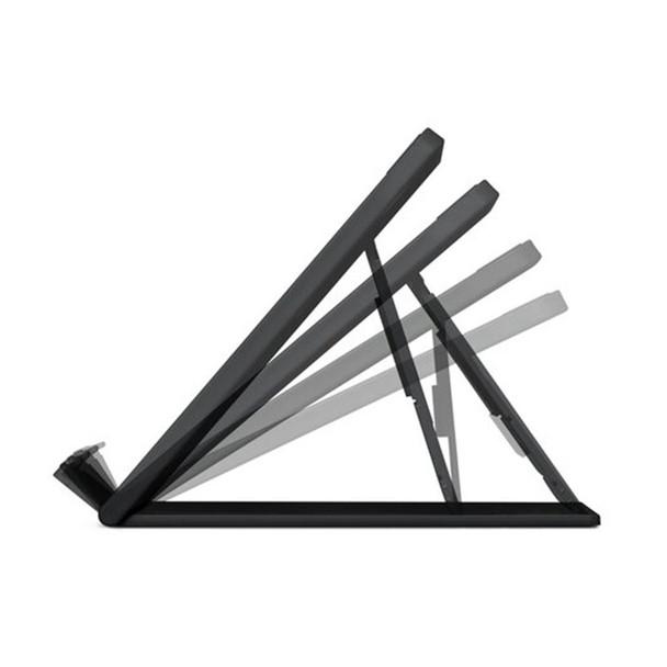 """Kensington SmartFit Easy Riser Go Adjustable Riser for up to 17"""" Laptops – Grey Product Image 2"""