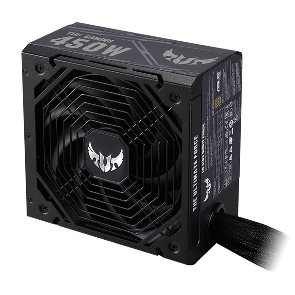 Asus TUF Gaming 450W 80+ Bronze Non Modular Power Supply Product Image 3