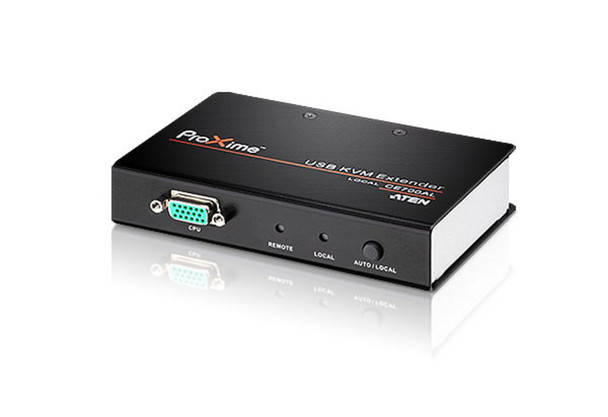 Aten USB VGA Cat 5 KVM Extender - extends up to 1280 x 1024 @ 150m and 1920 x 1200 @ 60Hz @30m  Product Image 2