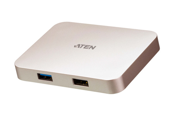 Aten USB-C Multiport Dock with Nintendo Switch Main Product Image