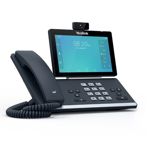 Yealink SIP-T58A-C 16-Line IP HD Smart Business Phone with Camera Product Image 3