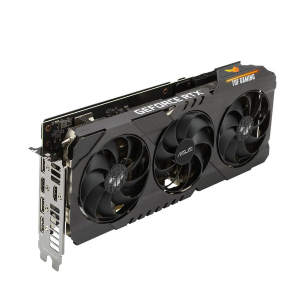 Asus GeForce RTX 3070 TUF Gaming 8GB Video Card Product Image 7