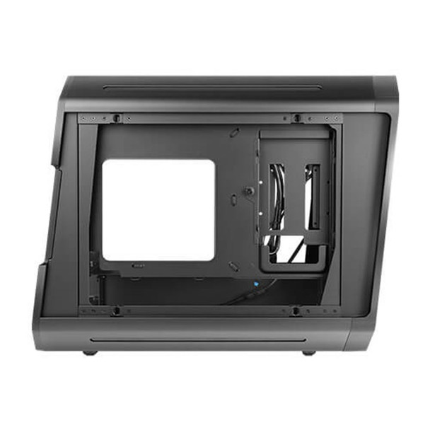 Antec Dark Cube Mid-Cube RGB Tempered Glass Micro-ATX Case Product Image 6