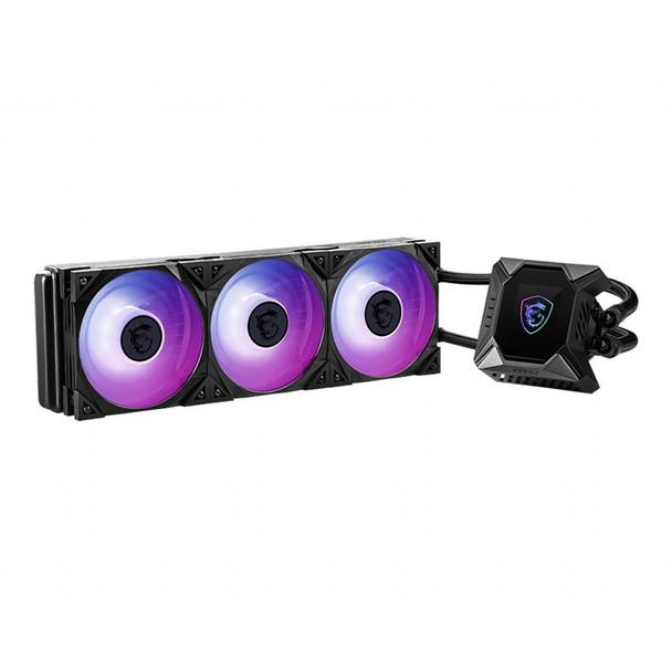 MSI MPG CORELIQUID K360 Liquid CPU Cooler Product Image 3