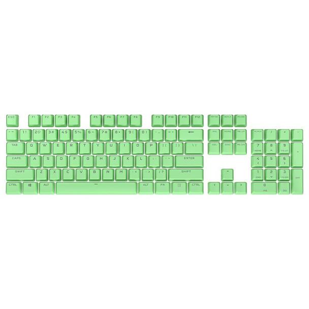 Corsair PBT DOUBLE-SHOT PRO Keycap Mod Kit - Mint Green Main Product Image