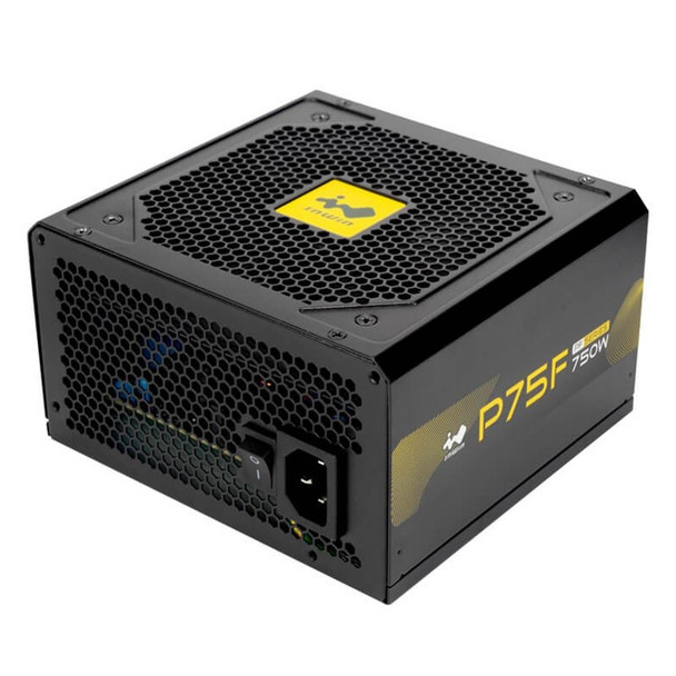 In Win 750W 80+ Gold Non-Modular Power Supply Main Product Image