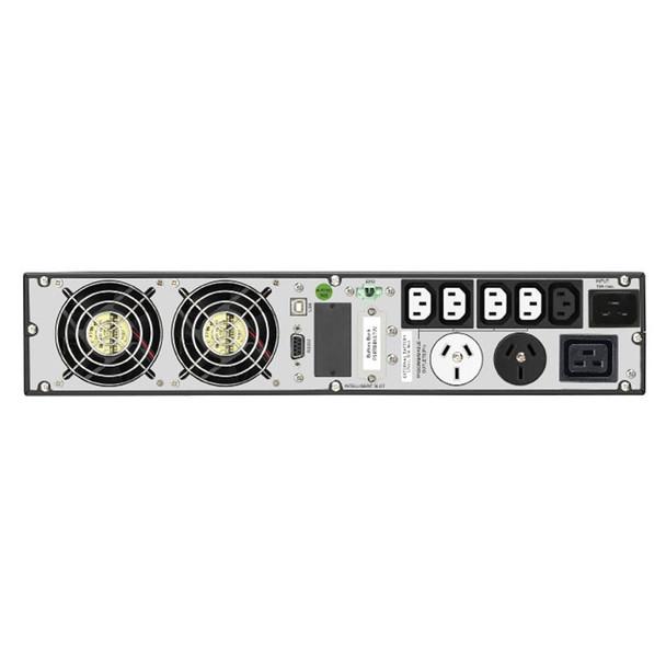PowerShield Centurion RT LiFePO4 3000VA Online Double Conversion Rack/Tower UPS Product Image 2