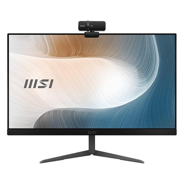 MSI Modern 23.8in FHD AIO PC i7-1165G7 8GB 512GB Win10 Pro Main Product Image