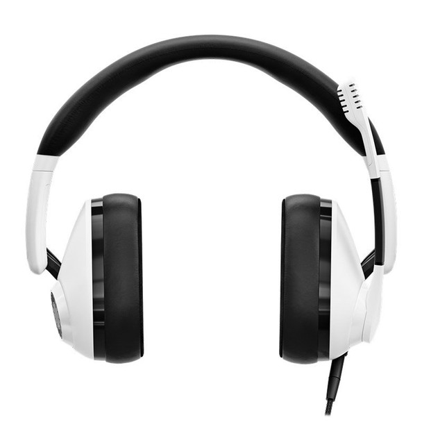 EPOS Gaming H3 Closed Back Gaming Headset - Ghost White Product Image 3