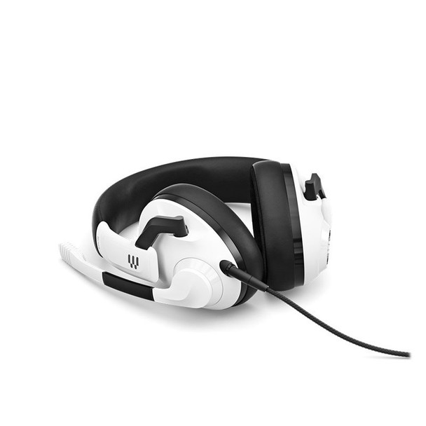 EPOS Gaming H3 Closed Back Gaming Headset - Ghost White Product Image 4