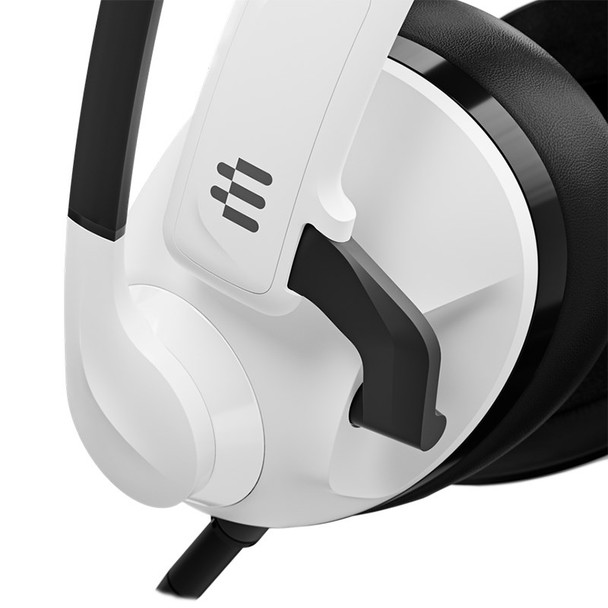 EPOS Gaming H3 Closed Back Gaming Headset - Ghost White Product Image 5