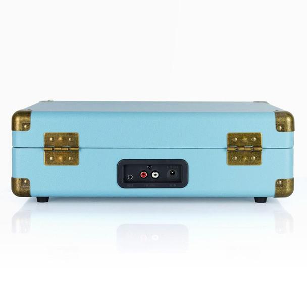 Mbeat Woodstock II Vintage Bluetooth Stereo Turntable - Blue Product Image 3