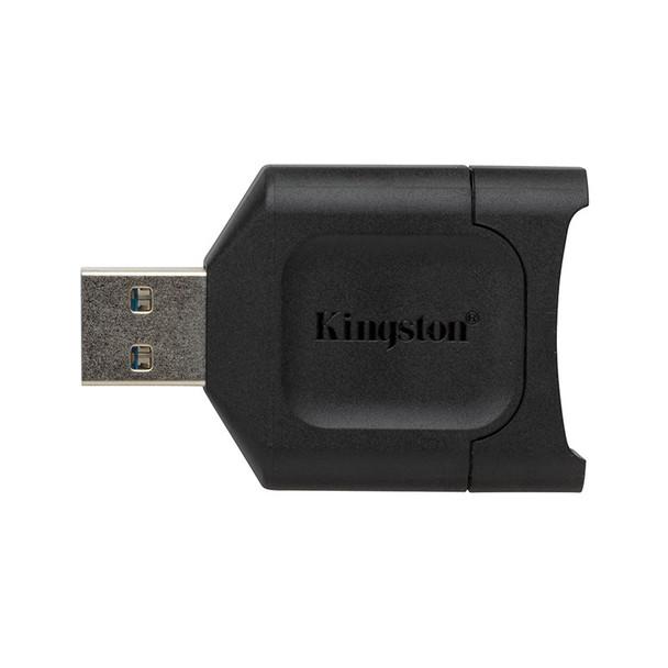 Kingston MobilePlus USB 3.1 SDHC/SDXC UHS-II Card Reader Product Image 2
