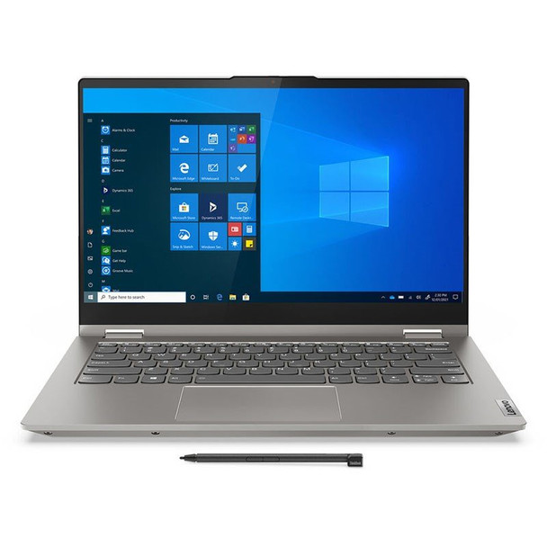 Lenovo ThinkBook 14s Yoga ITL 14in 2-in-1 Laptop i5-1135G7 8GB 256GB W10P Touch Product Image 7