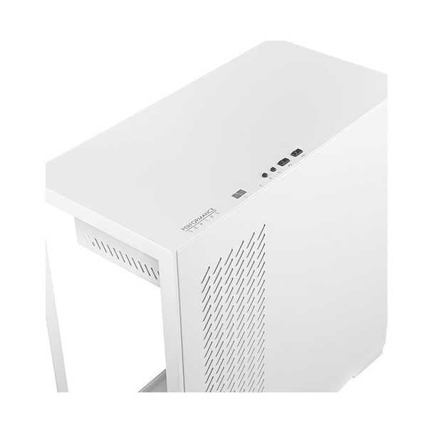 Antec P120 Crystal White Tempered Glass ATX Case Product Image 3