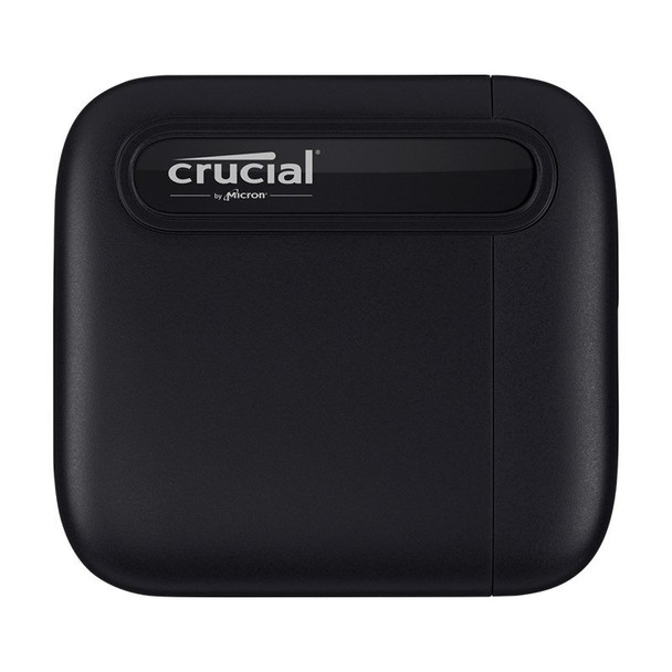 Crucial X6 4TB USB 3.2 Portable SSD CT4000X6SSD9 Main Product Image