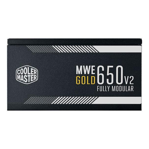 Cooler Master MWE Gold V2 650W 80+ Gold Fully Modular Power Supply Product Image 7