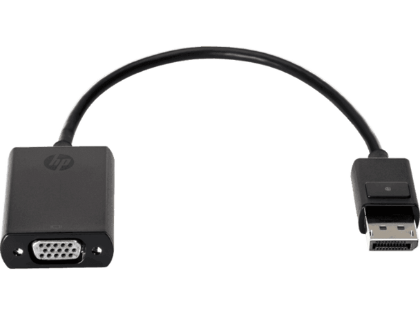 Product image for HP Displayport To VGA Adapter- New