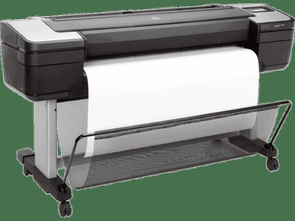 Product image for HP DesignJet T1700Dr Postscript Printer