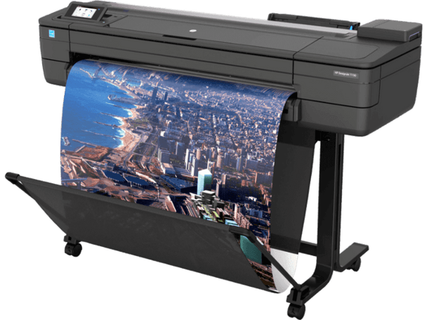 Product image for HP DesignJet T730 36 Inch Printer