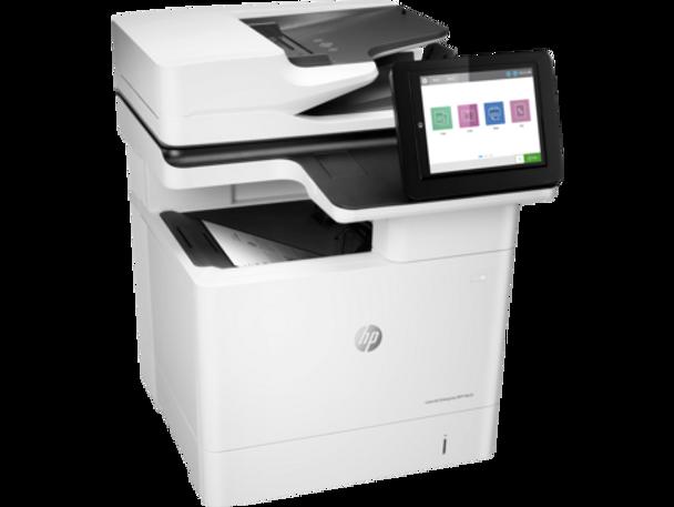 Product image for HP LaserJet Enterprise M633Fh Mono Mfp - A4 - 71Ppm - 2 Trays - Duplex - Network - Fax