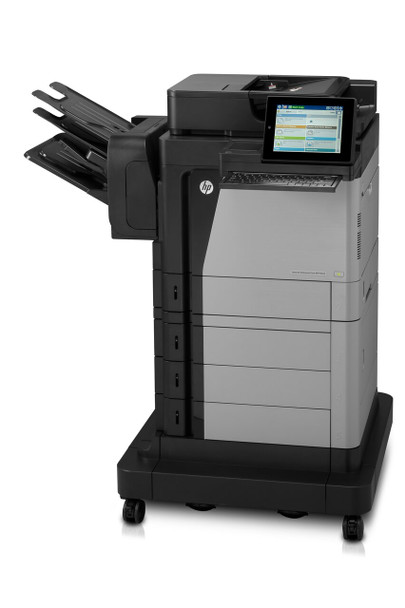Product image for HP LaserJet M630Z Mono Mfp - A4 - 60Ppm - 5 Trays - Network - Auto Duplex - 1YR