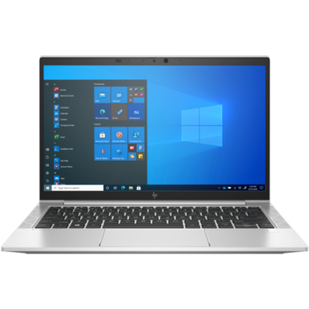 Product image for HP EliteBook 830 G8 i5-1135 8GB - 256GB SSD - 13.3in FHD Ag LED Sureview - WiFi - BT - Vpro - W10P