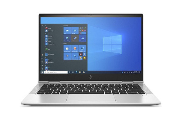 Product image for HP EliteBook 830 X360 G8 i5-1145 8GB - 256GB SSD - 13.3 FHD LED Touch - LTE - Pen - Vpro - Win10