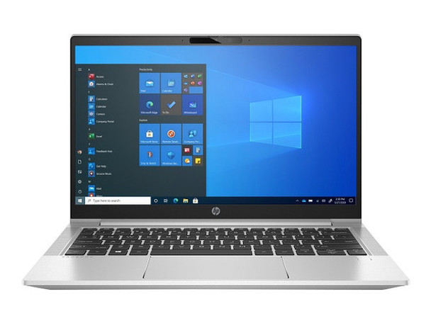 Product image for HP 430 G8 i5-1135G7 8GB - 256GB SSD - 13.3in FHD - WiFi - BT - W10H - 1YR