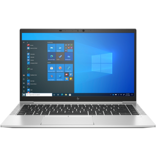 Product image for HP Aero 840 G8 i7-1185 - 16GB - 512GB SSD - 14in FHD - WiFi - BT - Vpro - LTE - W10P - 3YRS