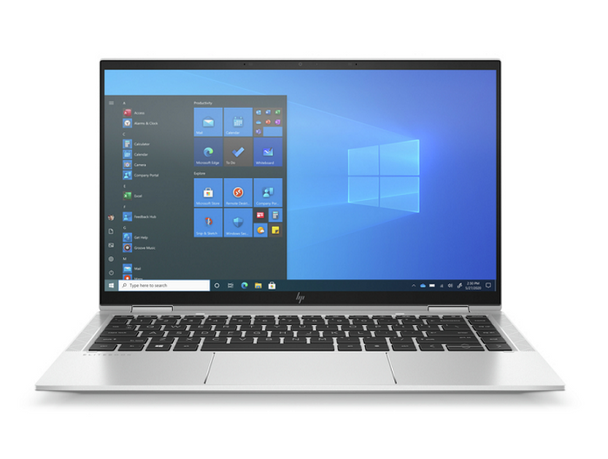 Product image for HP EliteBook 1040 X360 G8 i7-1185 16GB - 512GB SSD - 14in FHD LED Sureview Ts - LTE - WiFi - BT - P