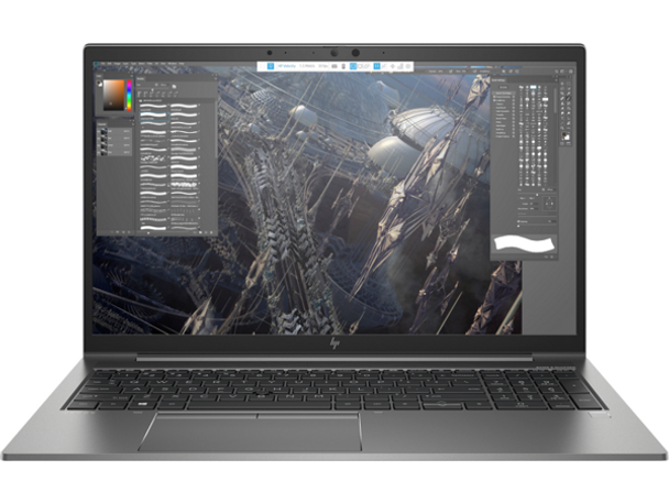 Product image for HP ZBook Firefly 15 G8 i7-1165G7 32GB - 512GB SSD - T500-4GB - 15in FHD - W10P - 3YR