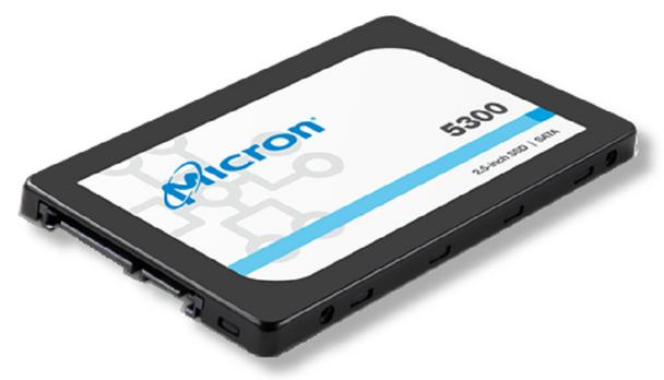 Lenovo ThinkSystem 2.5in 5300 3.84TB Entry SATA 6Gb Hot Swap SSD  Main Product Image
