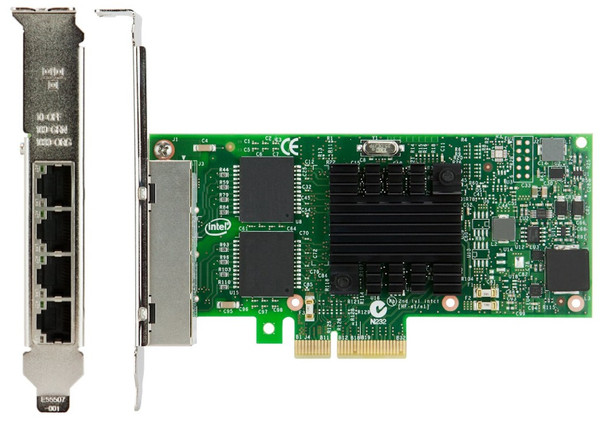 Lenovo ThinkSystem I350-T4 PCIe 1Gb 4-Port Ethernet Card  Main Product Image