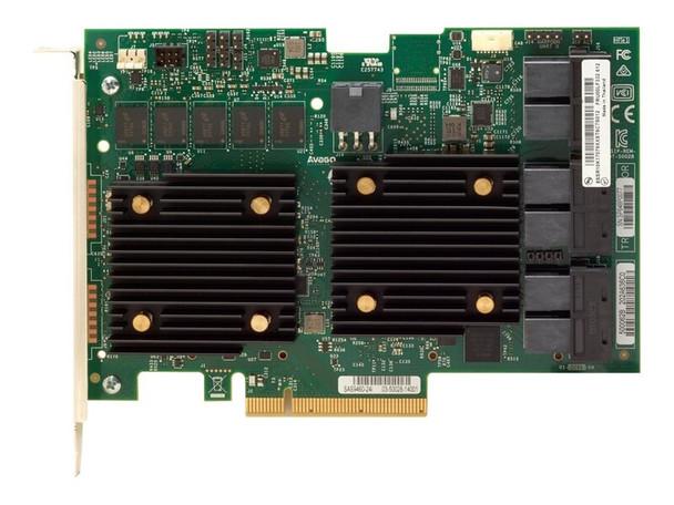 Lenovo ThinkSystem RAID 930-24i 4GB Flash PCIe 12Gb Adapter  Main Product Image