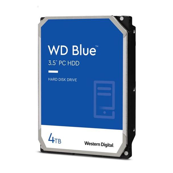 Western Digital WD WD40EZAZ 4TB Blue 3.5in 5400RPM SATA Hard Drive Main Product Image
