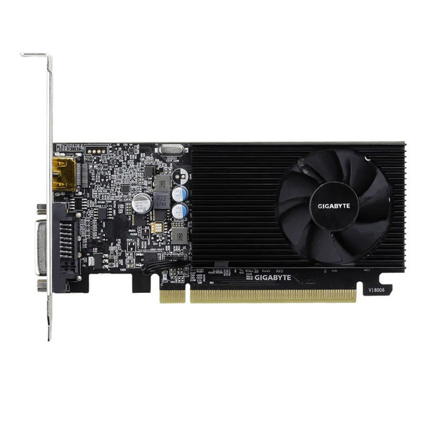 Gigabyte GeForce GT 1030 Low Profile D4 2GB Video Card Product Image 3