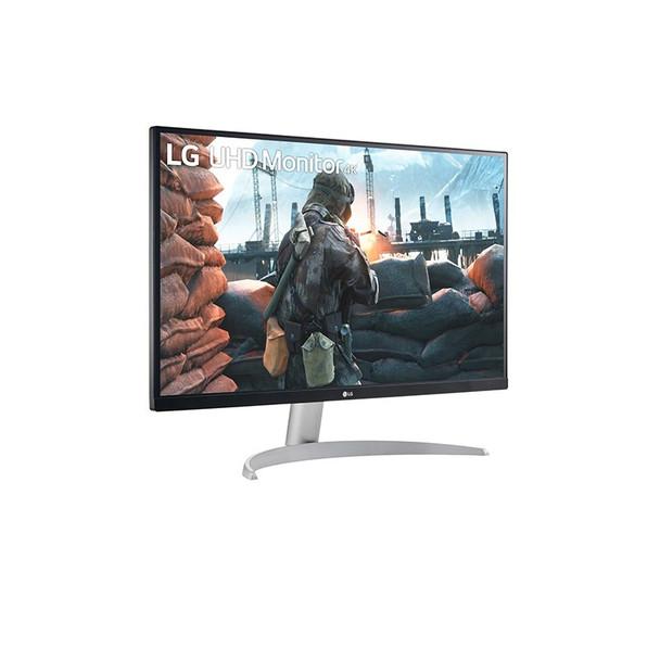 LG 27UP600-W 27in UHD 4K IPS VESA DisplayHDR™ 400 Monitor Product Image 3