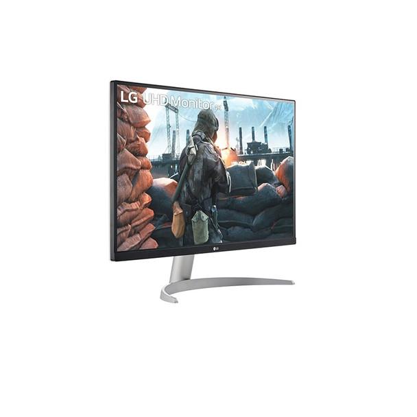 LG 27UP600-W 27in UHD 4K IPS VESA DisplayHDR™ 400 Monitor Product Image 4