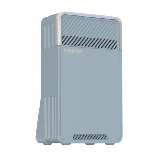 QNAP QMiro-201W AC2200 Wi-Fi 5 Tri-Band Mesh SD-WAN VPN Business Router Product Image 4