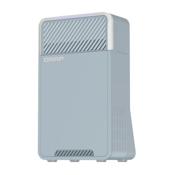 QNAP QMiro-201W AC2200 Wi-Fi 5 Tri-Band Mesh SD-WAN VPN Business Router Product Image 5