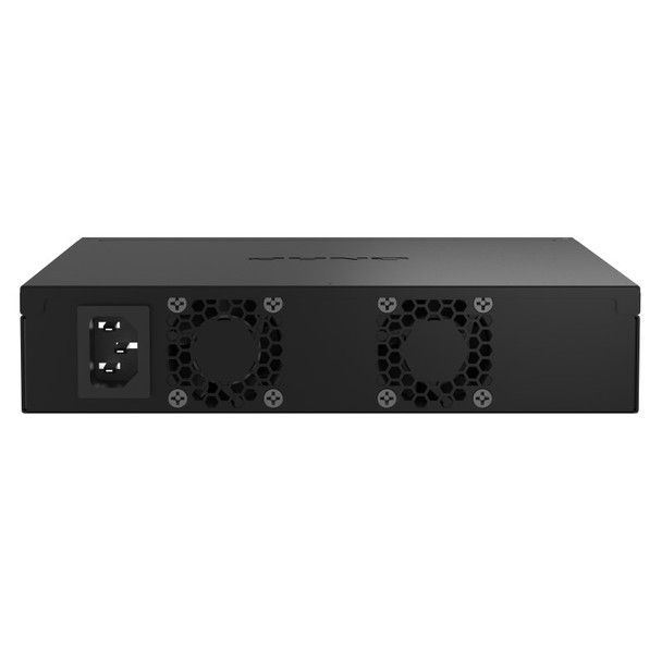QNAP QSW-M2108R-2C 8-Port 2.5GbE 2-Port 10GbE SFP+/RJ45 Combo Managed Switch Product Image 4