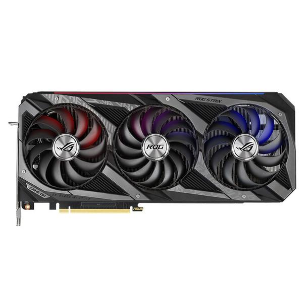 Asus GeForce RTX 3070 Ti ROG Strix OC 8GB Video Card Product Image 2