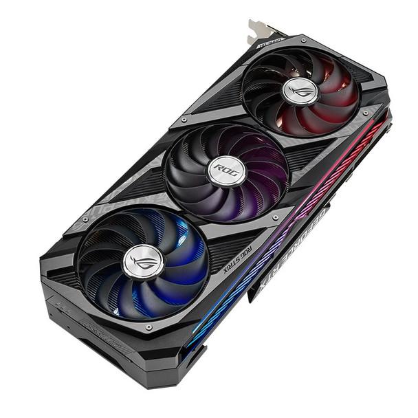Asus GeForce RTX 3070 Ti ROG Strix OC 8GB Video Card Product Image 5