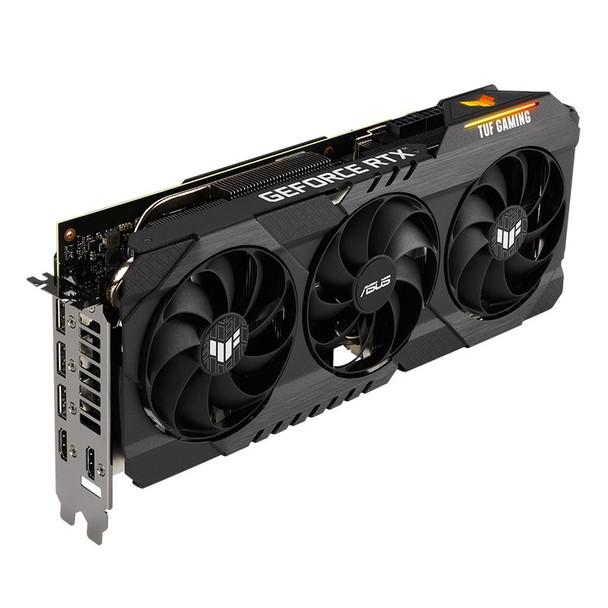 Asus GeForce RTX 3070 Ti TUF Gaming OC 8GB Video Card Product Image 4