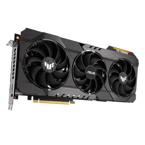 Asus GeForce RTX 3070 Ti TUF Gaming OC 8GB Video Card Product Image 6