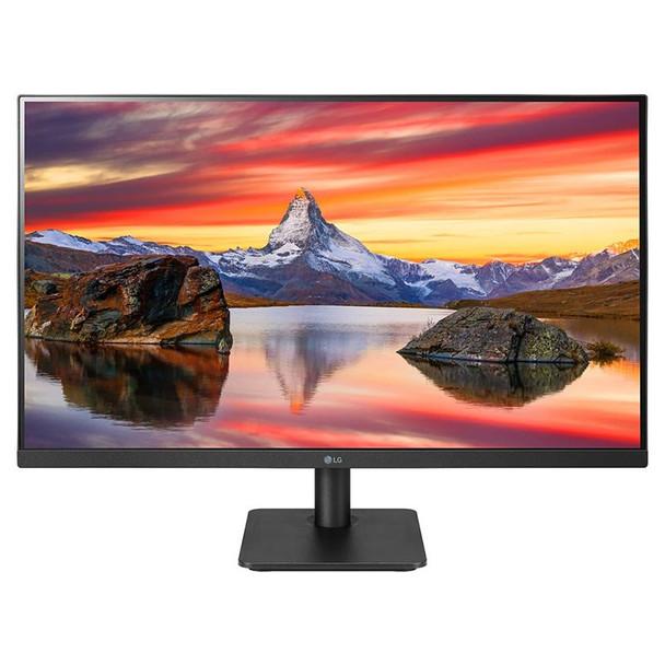 LG 27MP400-B 27in 75Hz Full HD FreeSync IPS Monitor Main Product Image