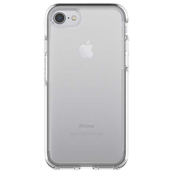 OtterBox Symmetry Clear Case - For iPhone 7/8/SE - Clear Main Product Image